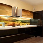 Little Village kitchen furniture&splashback