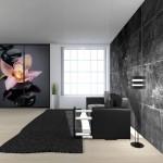 Meditation Stones wardrobe doors
