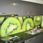 Kiwi Kiwi kitchen splashback