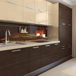 Coffee & Chocolate kitchen splashback
